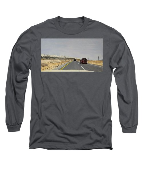 Look For America Long Sleeve T-Shirt