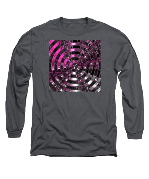 Look To The Center Long Sleeve T-Shirt