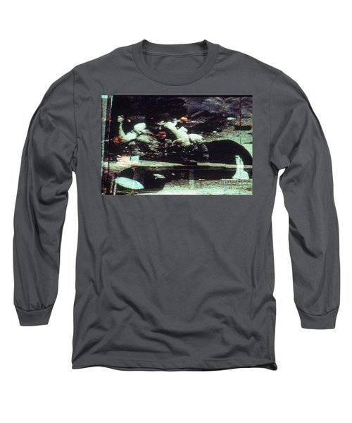 Look You Will See Long Sleeve T-Shirt