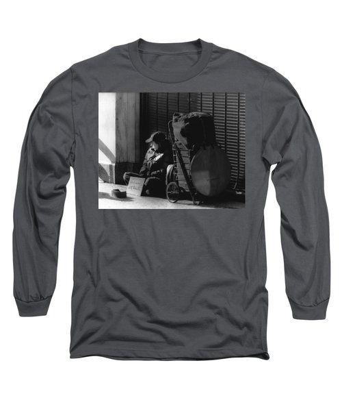 Looked The Other Way Long Sleeve T-Shirt