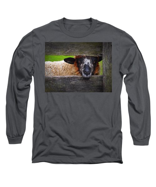 Lookin At Ewe Long Sleeve T-Shirt