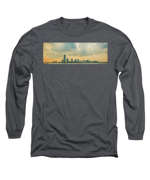 Looking At New Jersey Long Sleeve T-Shirt