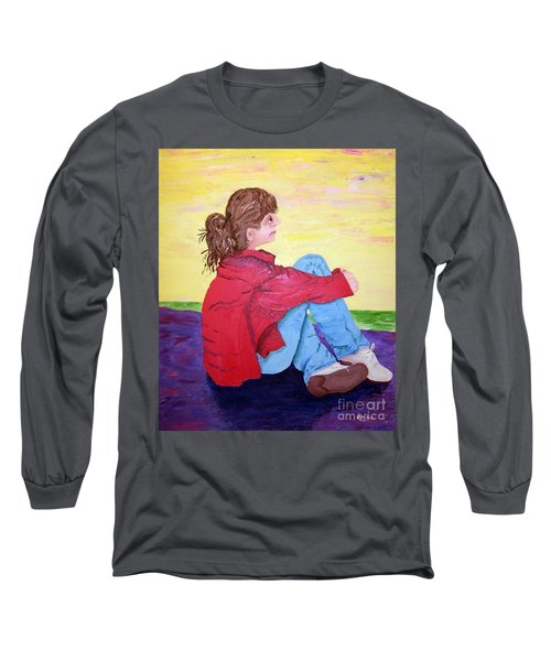 Looking For Hope Long Sleeve T-Shirt