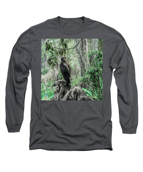 Looking For New Prey Long Sleeve T-Shirt