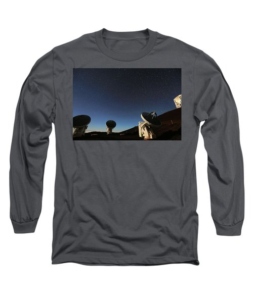 Looking For Space Long Sleeve T-Shirt