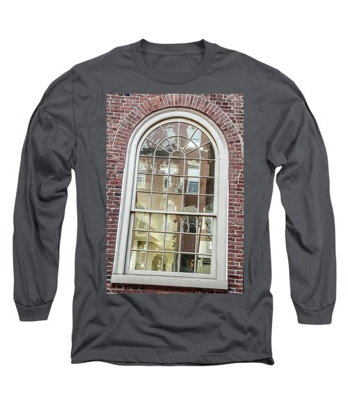 Looking Into History Long Sleeve T-Shirt