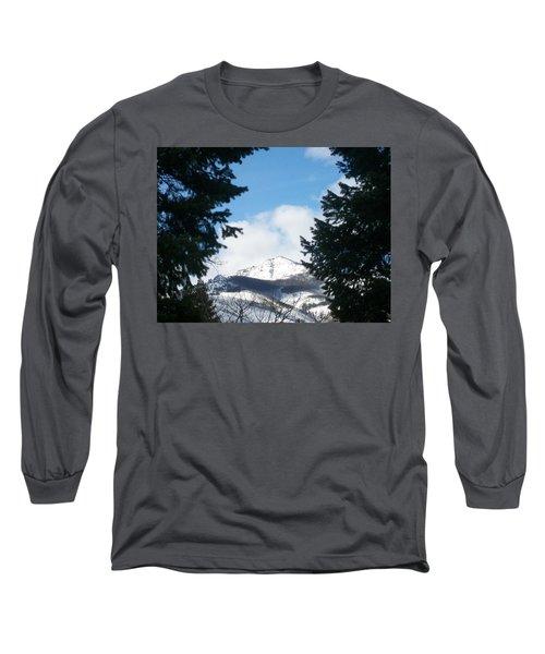 Looking Through Long Sleeve T-Shirt