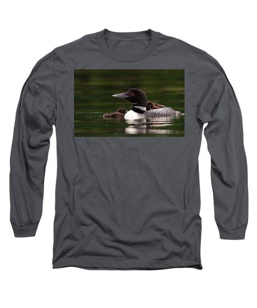 Loon Chicks Long Sleeve T-Shirt