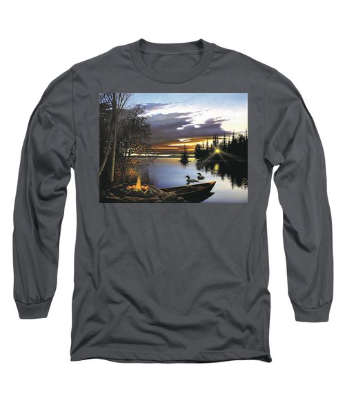 Loon Lake Long Sleeve T-Shirt
