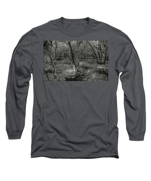Loop Road Swamp #3 Long Sleeve T-Shirt