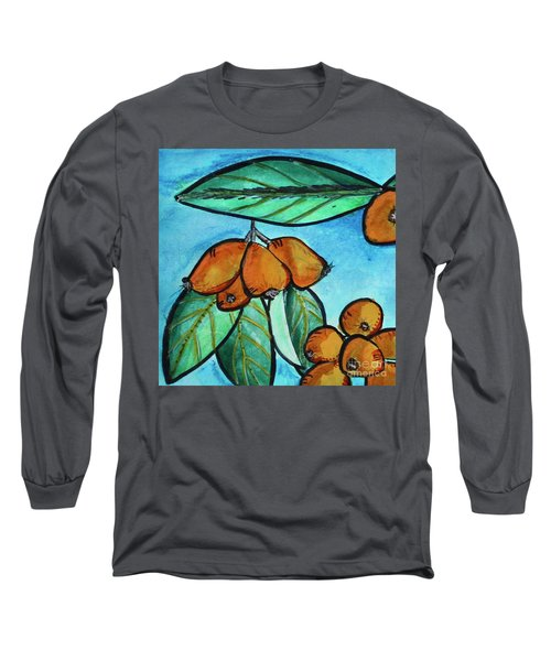 Loquats I Long Sleeve T-Shirt