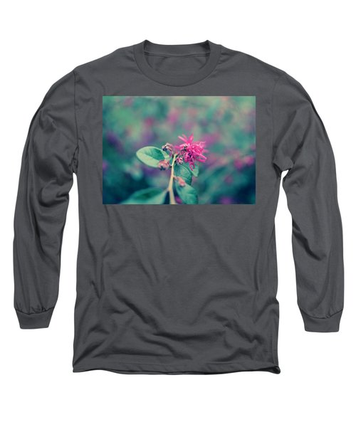 Lorapetalum Long Sleeve T-Shirt