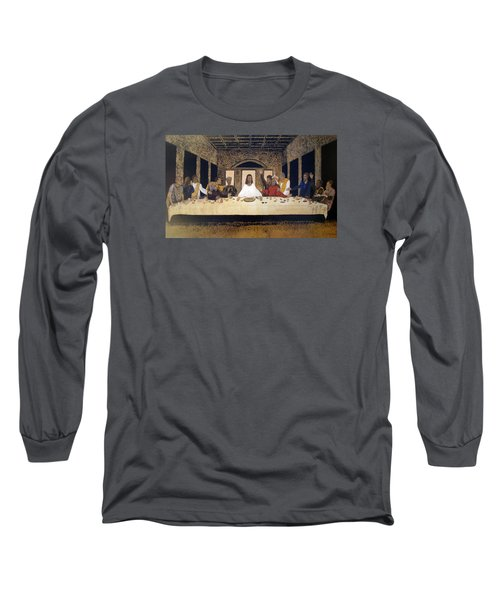 Lord Supper Long Sleeve T-Shirt