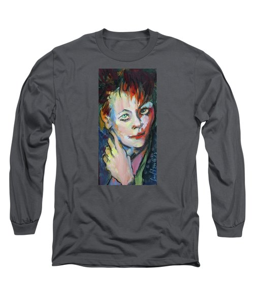 Lori Long Sleeve T-Shirt