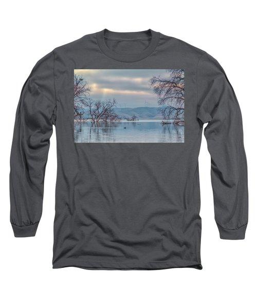 Los Vaqueros Morning Long Sleeve T-Shirt