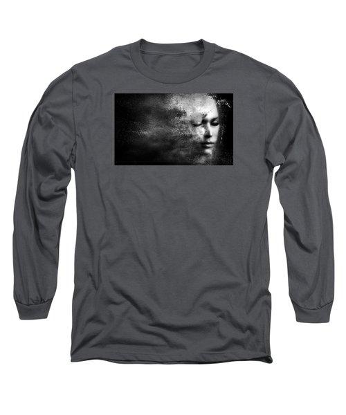 Losing Myself Long Sleeve T-Shirt by Jacky Gerritsen