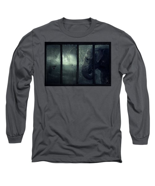 Lost Animals -  Series Nr.5 Long Sleeve T-Shirt
