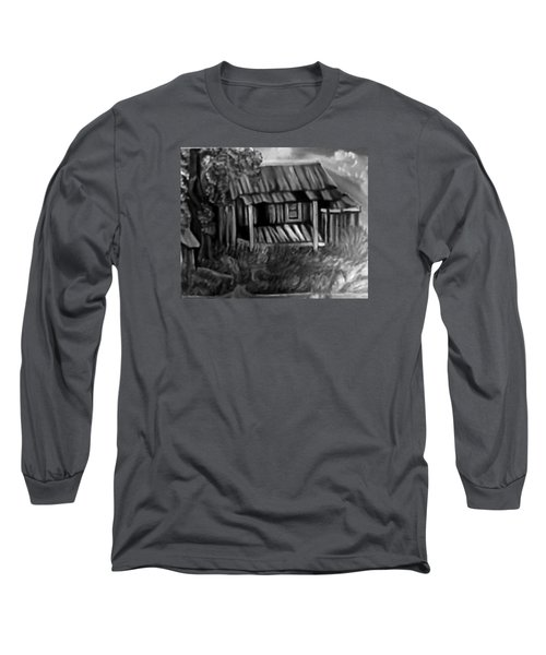 Lost Home Long Sleeve T-Shirt by Mildred Chatman