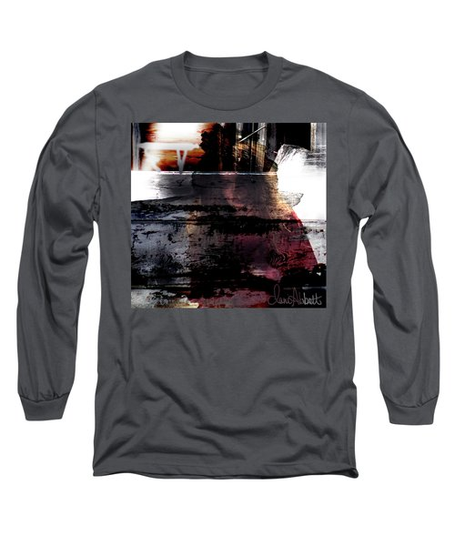 Lost In Her Thoughts Long Sleeve T-Shirt