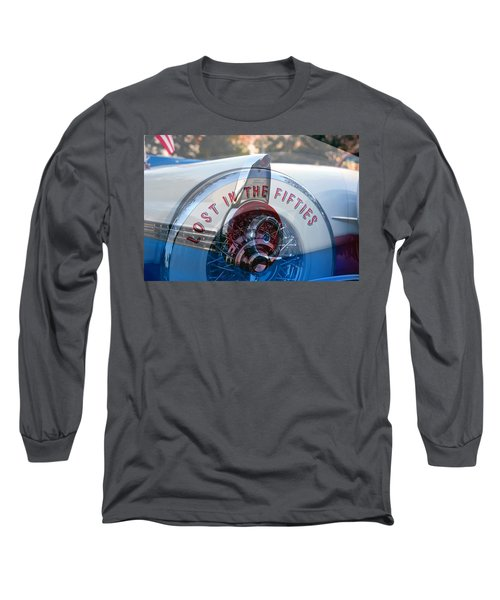 Lost In The Fifities  Long Sleeve T-Shirt by David Lee Thompson
