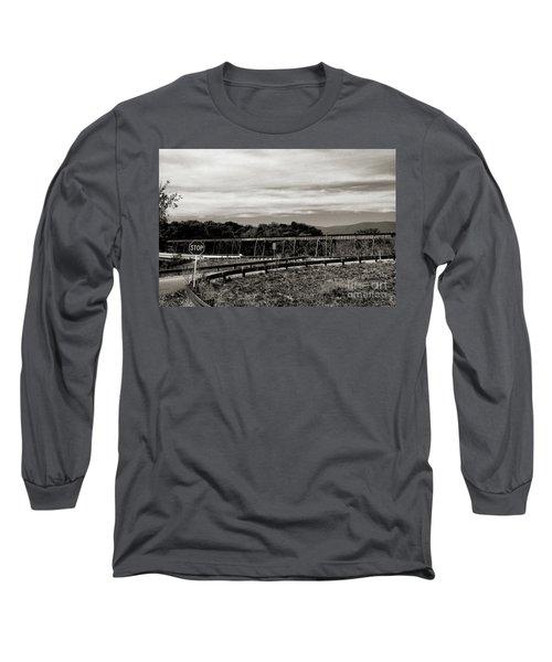 Lost In Virginia Long Sleeve T-Shirt