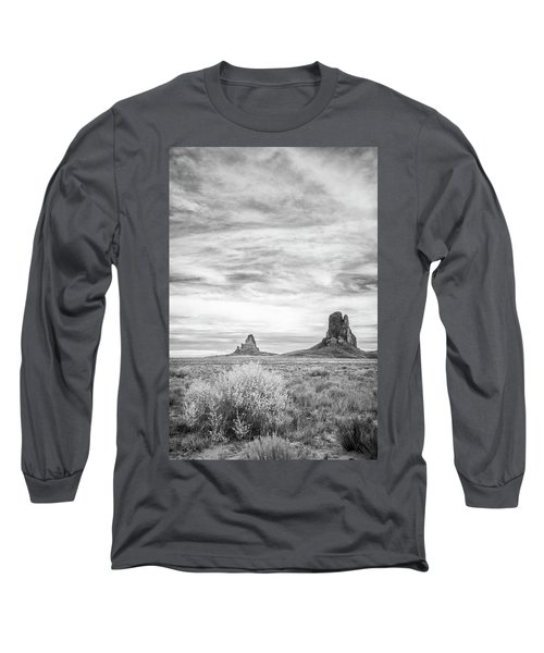 Lost Souls In The Desert Long Sleeve T-Shirt by Jon Glaser