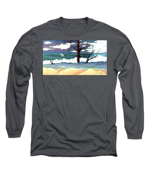 Lost Swan Long Sleeve T-Shirt