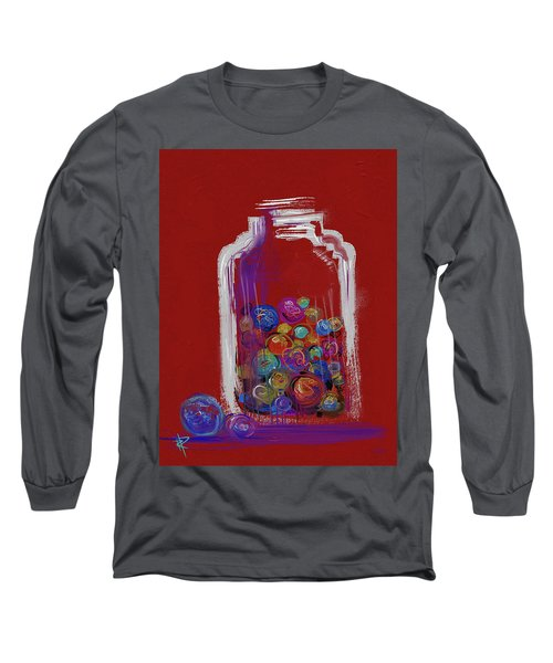 Lost Your Marbles? Long Sleeve T-Shirt