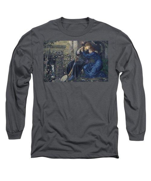 Love Among The Ruins Long Sleeve T-Shirt