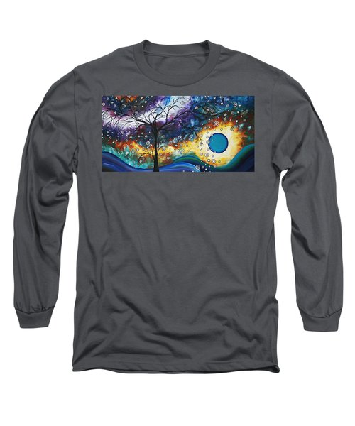 Love And Laughter By Madart Long Sleeve T-Shirt