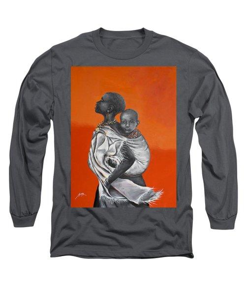 Love Carries Long Sleeve T-Shirt