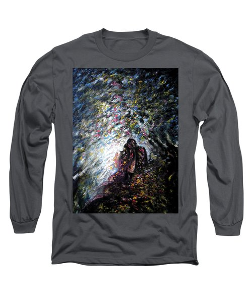 Love In Niagara Fall Long Sleeve T-Shirt