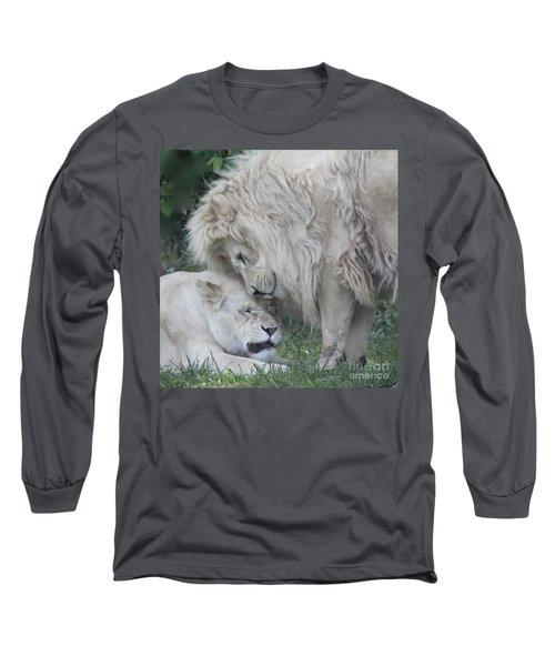 Love Lions Long Sleeve T-Shirt
