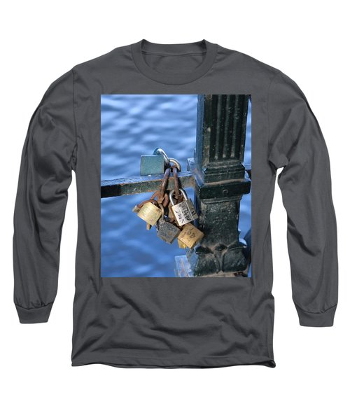 Love Lock Long Sleeve T-Shirt