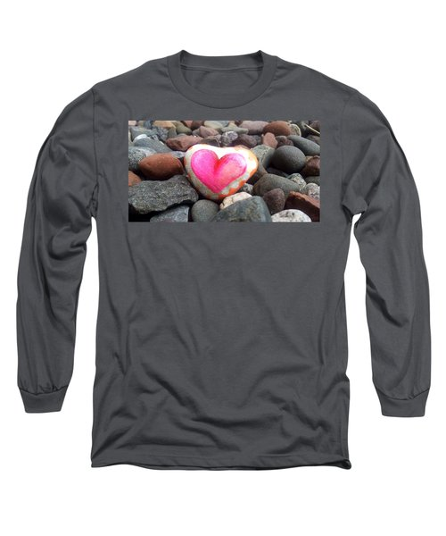 Love On The Rocks Long Sleeve T-Shirt