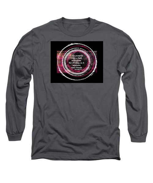 Love Prospers II Long Sleeve T-Shirt