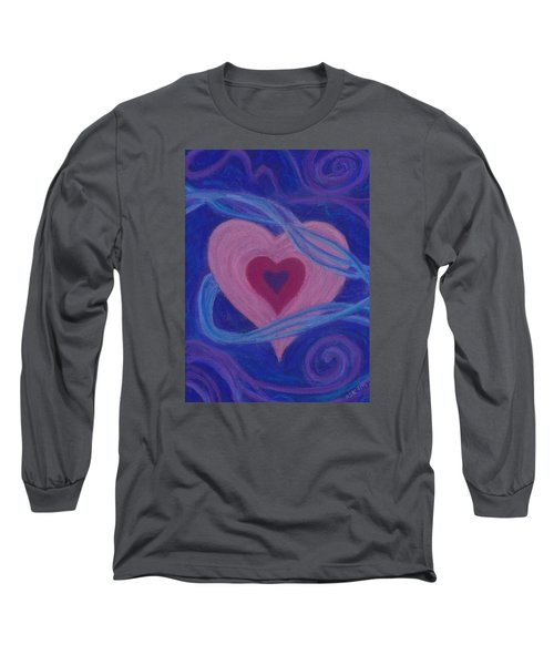 Love Ribbons Long Sleeve T-Shirt
