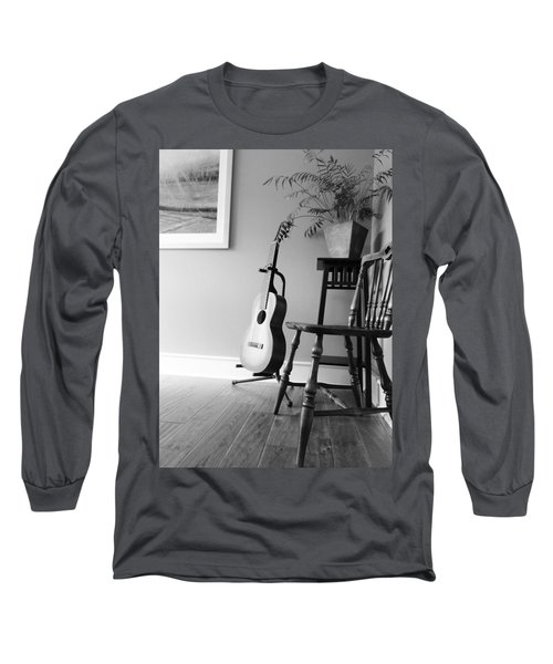 Love Strings Long Sleeve T-Shirt
