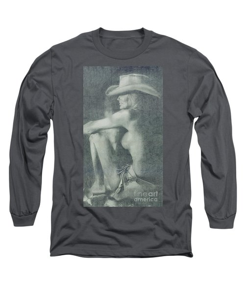 Love Those Cowgirls Long Sleeve T-Shirt