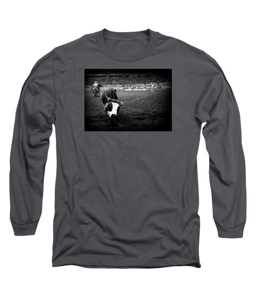 Love To Stay And Chat But I'm A Little Tied Up At The Moment Long Sleeve T-Shirt