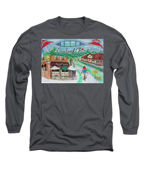 Loveland Ohio Long Sleeve T-Shirt