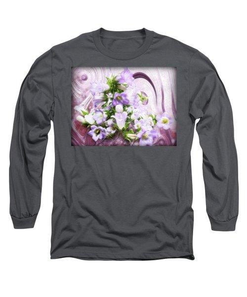 Lovely Spring Flowers Long Sleeve T-Shirt
