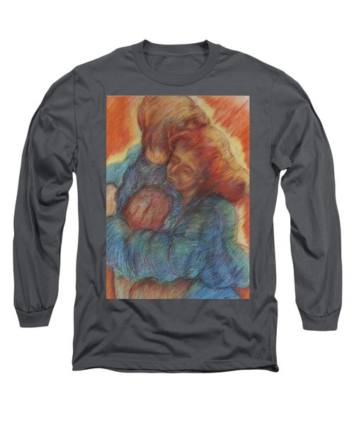 Lovers Embrace Long Sleeve T-Shirt