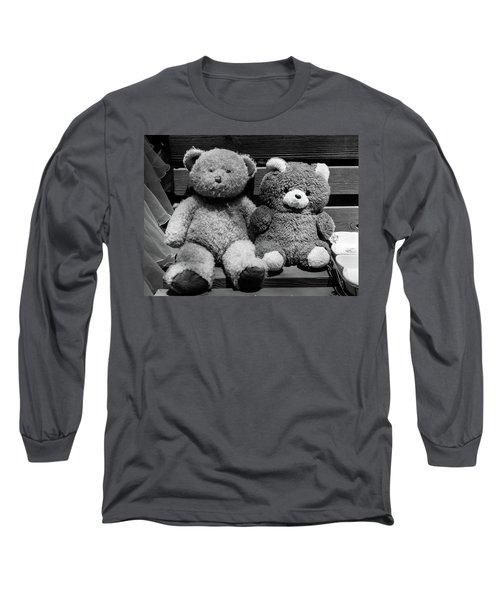 Lovers II Long Sleeve T-Shirt by Yoel Koskas