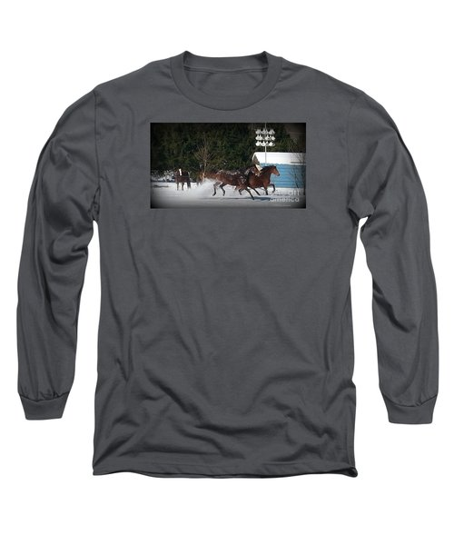 Loving It Long Sleeve T-Shirt