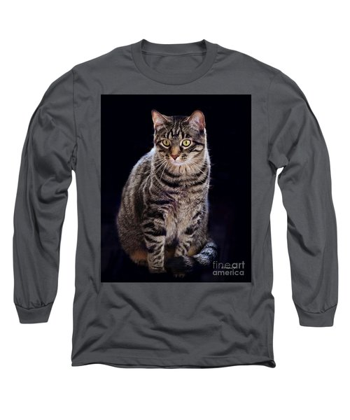 Loving Joseph Long Sleeve T-Shirt by Kathy M Krause