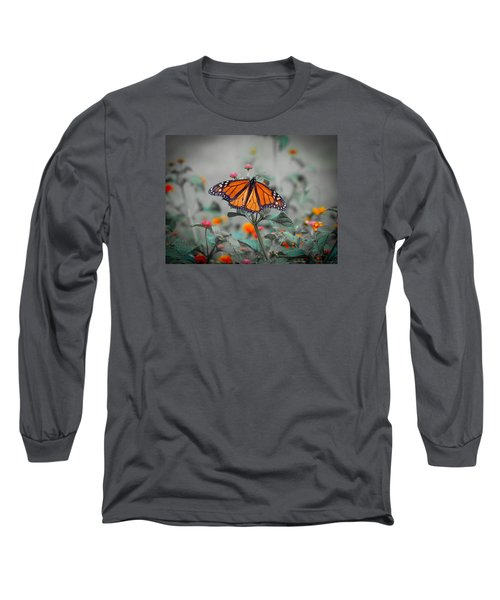Loving The Lantana  Long Sleeve T-Shirt