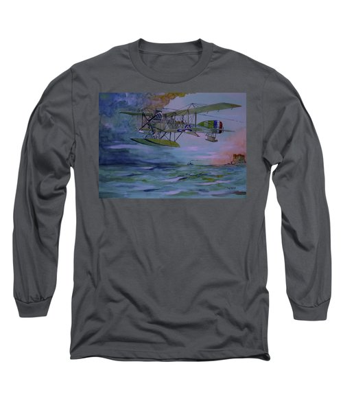 Low And Slow Long Sleeve T-Shirt by Ray Agius