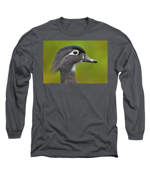 Long Sleeve T-Shirt featuring the photograph Low Key by Tony Beck
