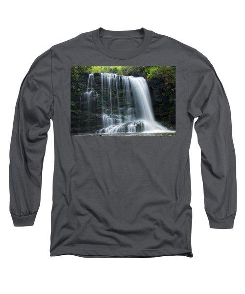 Lower Bearwallow Falls Long Sleeve T-Shirt